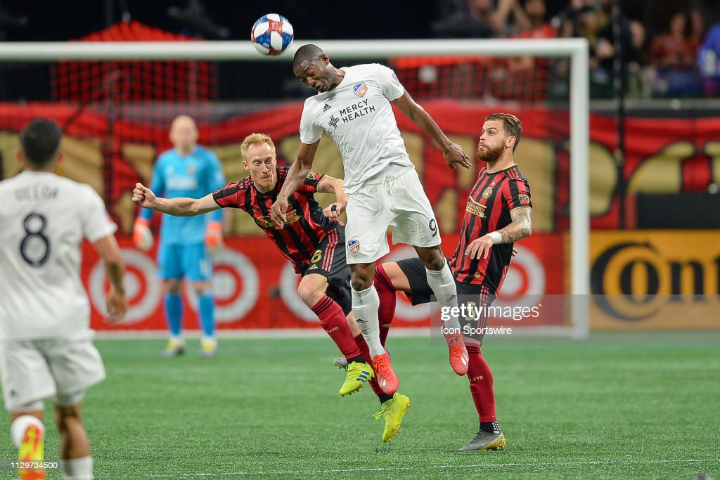 SOCCER: MAR 10 MLS - FC Cincinnati at Atlanta United FC : News Photo