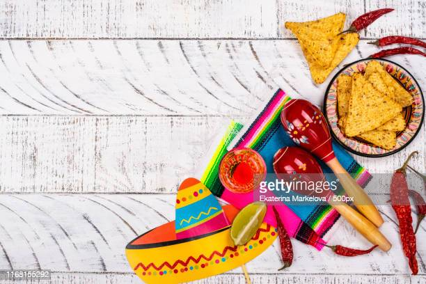 cinco de mayo celebration background - cinco de mayo background stock pictures, royalty-free photos & images
