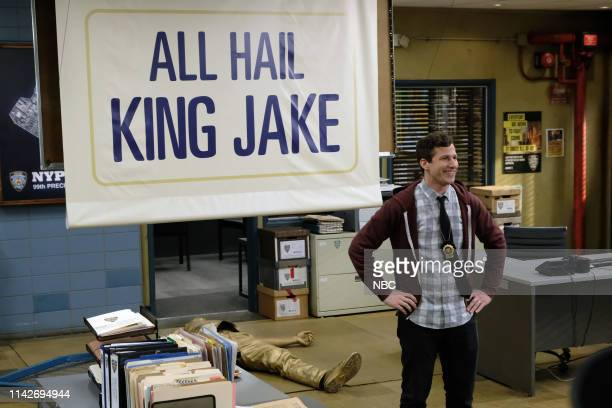 NINE Cinco De Mayo Episode 616 Pictured Andy Samberg as Jake Peralta