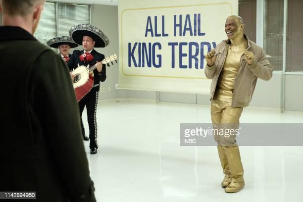 NINE Cinco De Mayo Episode 616 Pictured Terry Crews as Terry Jeffords