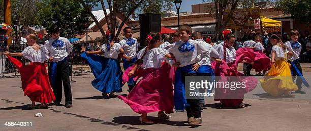 cinco de mayo fiesta - las cruces new mexico stock pictures, royalty-free photos & images