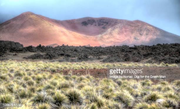 Cinder cone, Haleakala Crater, Maui