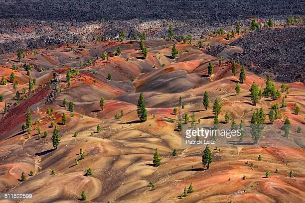 Cinder Cone - Lassen Volcanic National Park