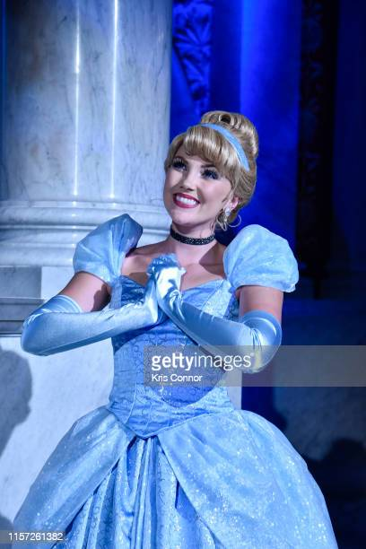 Cinderella attends Disney's Cinderella Library of Congress National Film Registry Ball at The Library of Congress on June 20 2019 in Washington DC