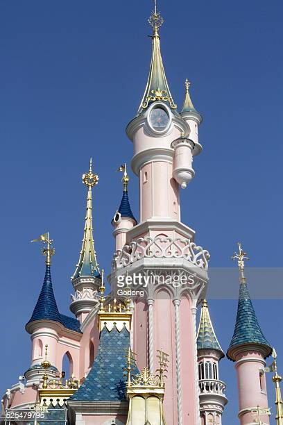 Cinderella Castle Disneyland Paris