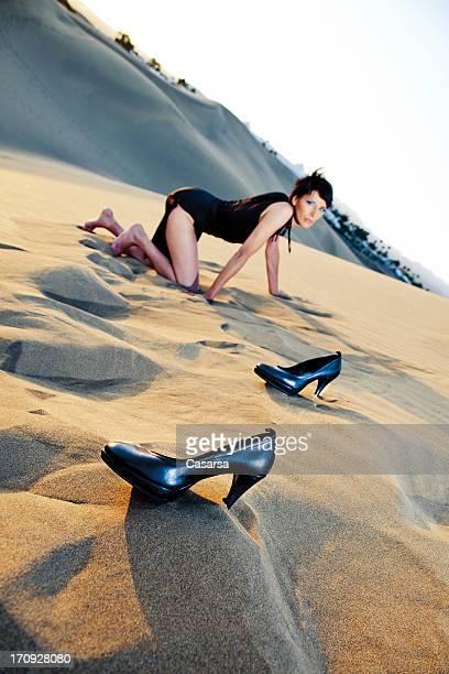 Cinderella in the desert