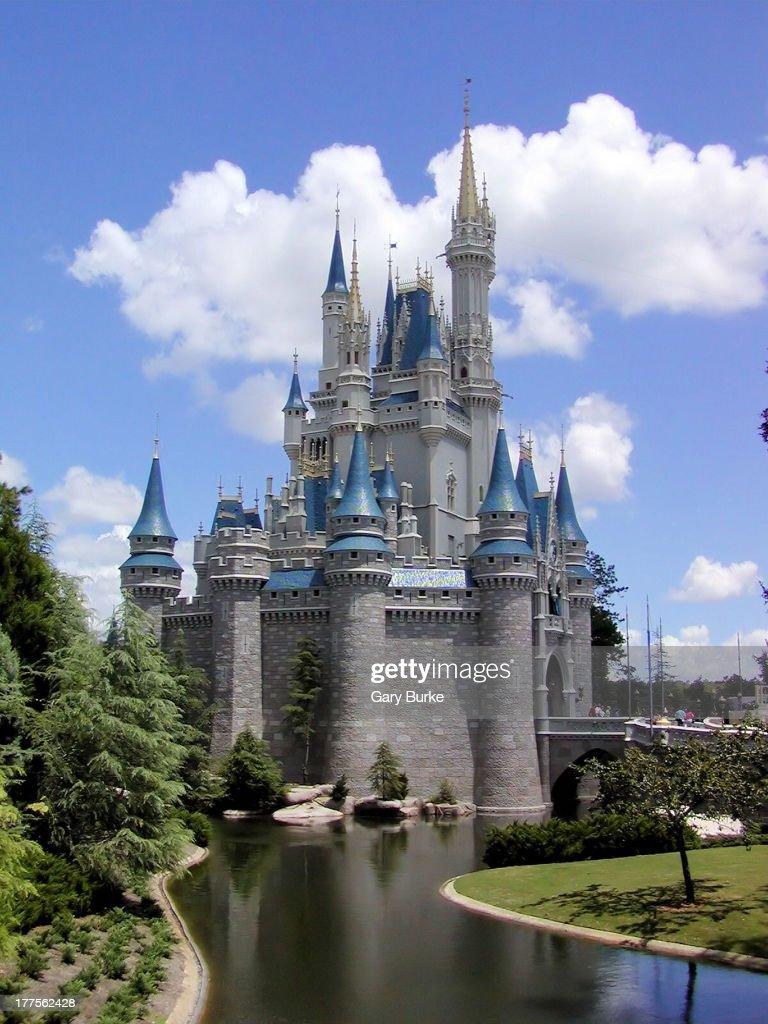 Cinderella Castle : News Photo