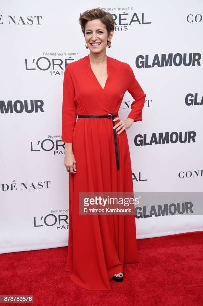 Cindi Leive attends Glamour's 2017 Women of The Year Awards at Kings Theatre on November 13 2017 in Brooklyn New York