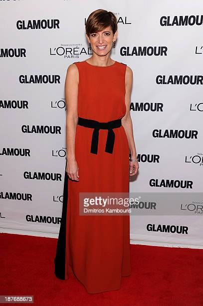 Cindi Leive attends Glamour's 23rd annual Women of the Year awards on November 11 2013 in New York City