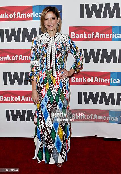 Cindi Leive attends the International Women's Media Foundation 27th annual Courage In Journalism Awards at the Beverly Wilshire Four Seasons Hotel on...