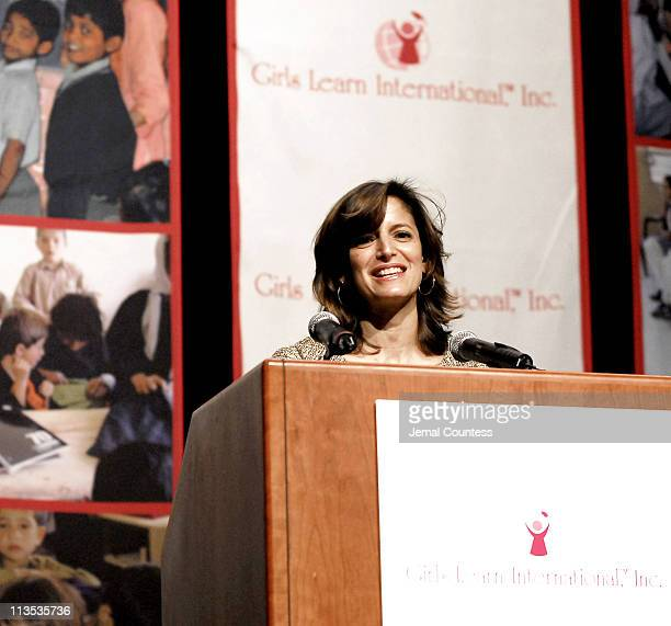 Cindi Leive during Girls Learn International Summit 2006 at John Jay School of Criminal Justice in New York City New York United States