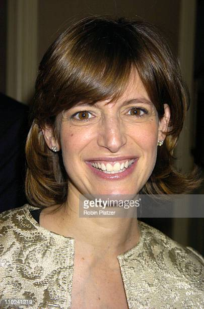 Cindi Leive during The Magazine Publishers of America Henry Johnson Fisher Awards Dinner at The Waldorf Astoria Hotel in New York New York United...