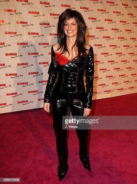 Cindi Leive Glamour EditorinChief during Glamour Magazine Don't Party at Del Taco Red Carpet and Inside at Del Taco on Highland and Santa Monica in...
