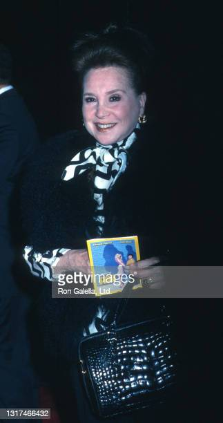 """Cindy Adams attends """"Shallow Hal"""" Premiere at Chelsea West Cinema in New York City on November 7, 2001."""