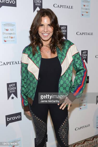 """Cindy Barshop attends the launch party for the book """"Not All Diamonds and Rosé: The Inside Story of The Real Housewives from the People Who Lived It""""..."""