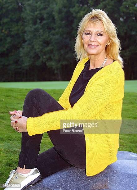 Cindy Berger Bad Kreuznach Golfplatz Sängerin