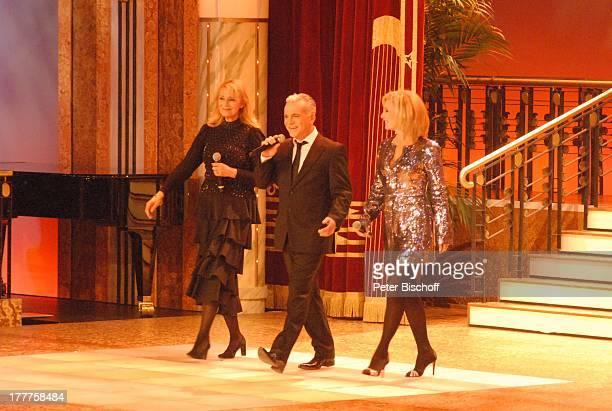 "Cindy Berger, Nino de Angelo, Dorthe Kollo , ZDF-Musik-Show Abschieds-Gala zum 70. Geburtstag von D i e t e r T h o m a s H e c k ""Danke, Dieter..."