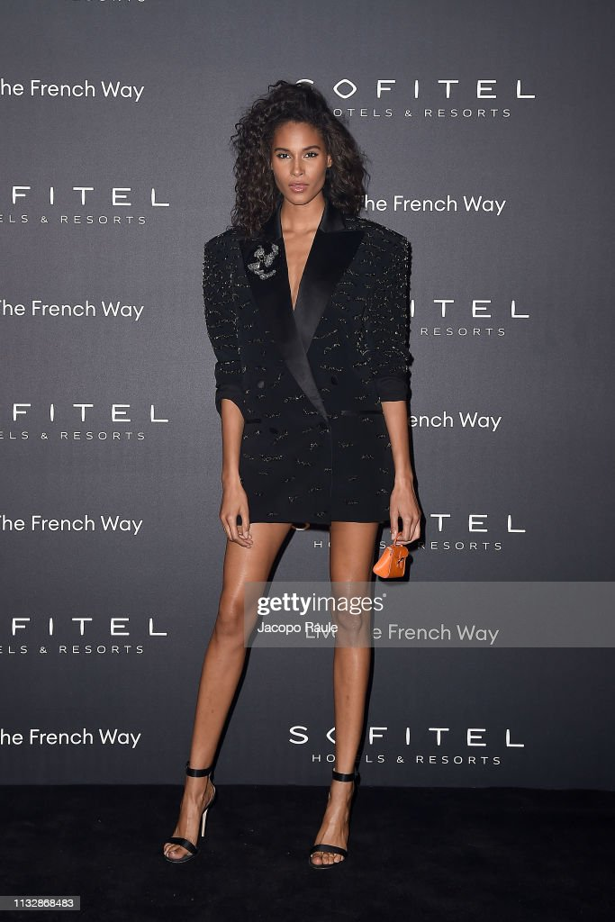 """La Nuit"" by Sofitel Party with CR Fashion Book Photocall - Paris Fashion Week Womenswear Fall/Winter 2019/2020 : News Photo"