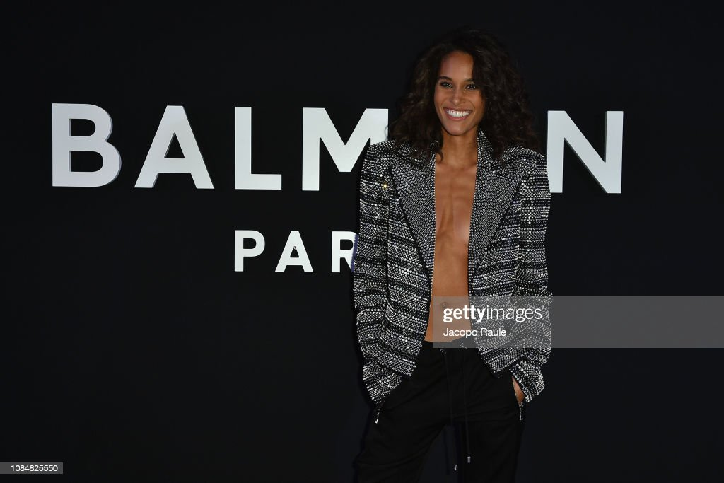 Balmain Homme : Photocall - Paris Fashion Week - Menswear F/W 2019-2020 : News Photo