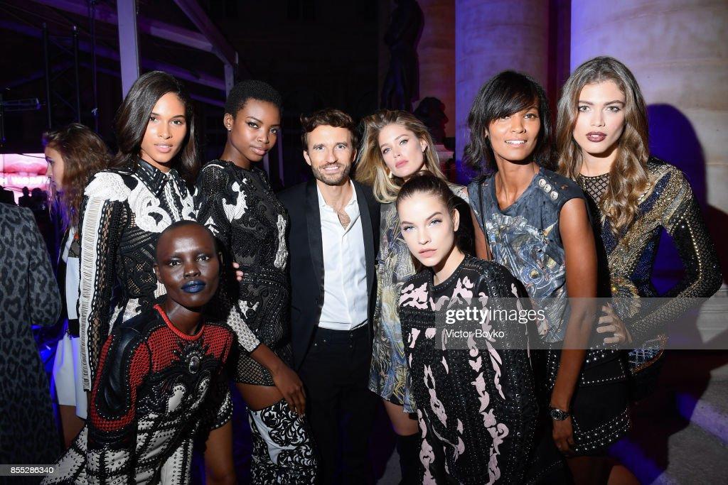L'Oreal Paris X Balmain Party - Paris Fashion Week Womenswear S/S 2018