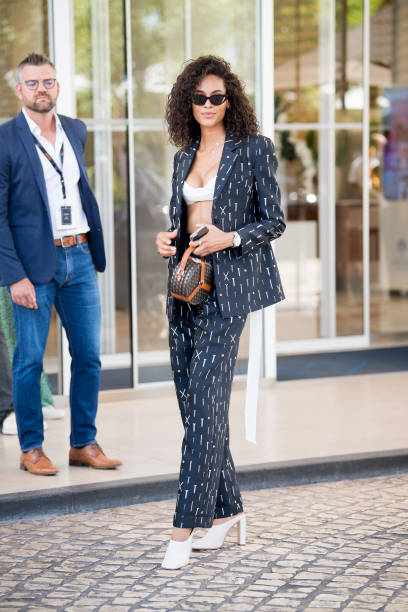 FRA: Celebrity Sightings: Day 12 - The 74th Annual Cannes Film Festival