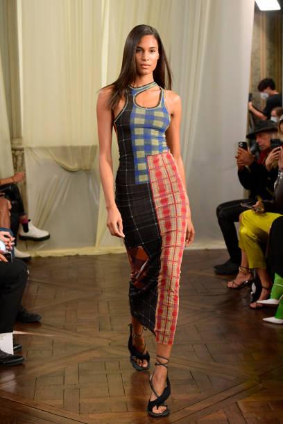 FRA: Ottolinger : Runway - Paris Fashion Week - Womenswear Spring Summer 2022