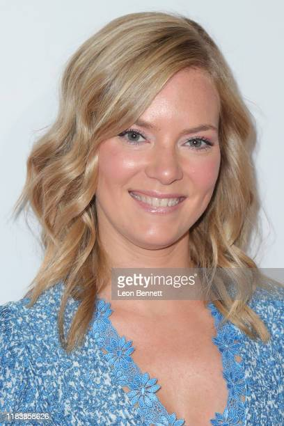 Cindy Busby attends 30th Annual A Time For Heroes Family Festival at Smashbox Studios on October 27 2019 in Culver City California