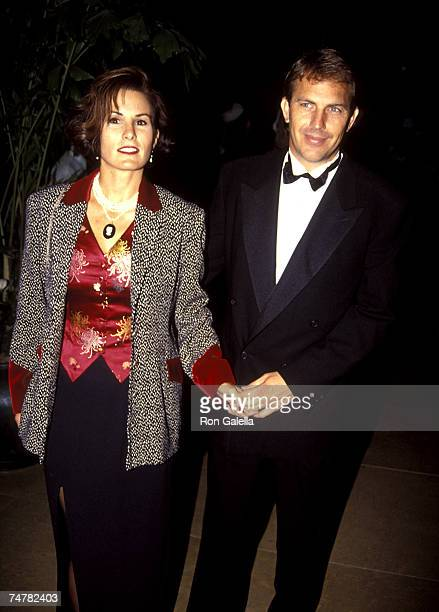 Cindy Costner and Kevin Costner at the Beverly Hilton Hotel in Beverly Hills California