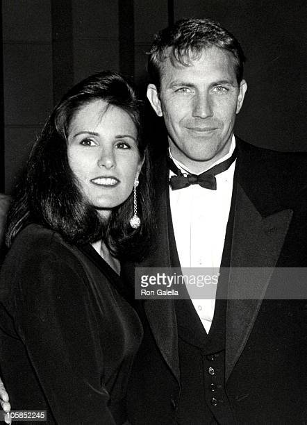 Cindy Costner and Kevin Costner winner of Outstanding Directorial Achievement in Motion Pictures for Dances with Wolves