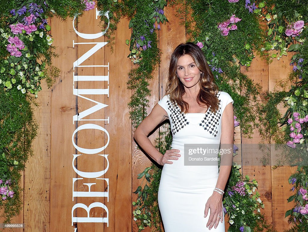 Bill Guthy And Greg Renker Host Book Party In Honor Of Becoming By Cindy Crawford