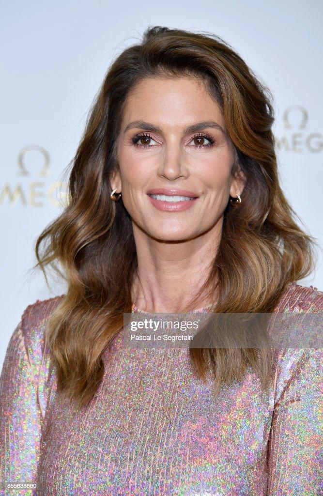 'Her Time' Omega Photocall - Paris Fashion Week Womenswear Spring/Summer 2018 : Nachrichtenfoto