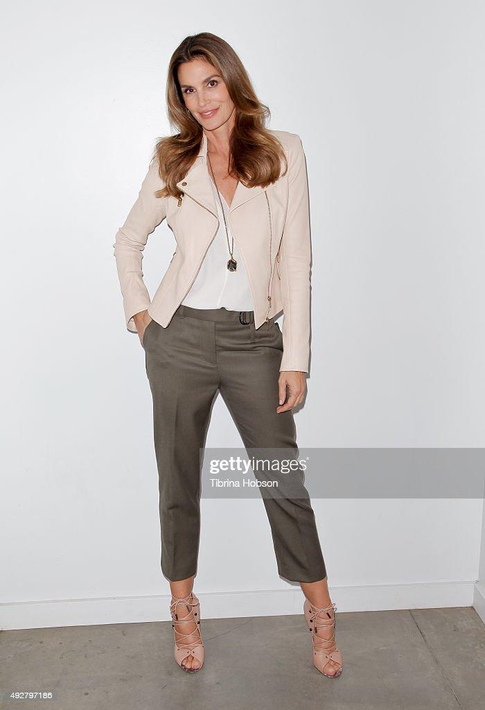 Live Talks Los Angeles - Cindy Crawford