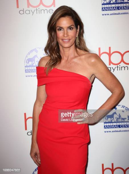 Cindy Crawford attends the 2018 Daytime Hollywood Beauty Awards at Avalon on September 14 2018 in Hollywood California