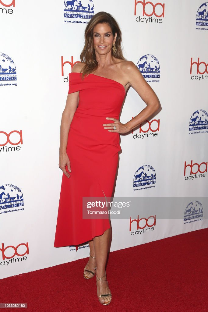 Cindy Crawford attends the 2018 Daytime Hollywood Beauty Awards on September 14, 2018 in Hollywood, California.