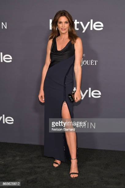 Cindy Crawford attends the 3rd Annual InStyle Awards at The Getty Center on October 23 2017 in Los Angeles California