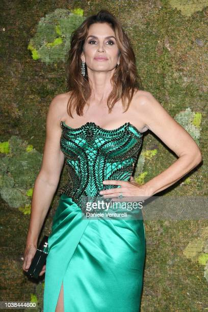 Guests attend the Green Carpet Fashion Awards at Teatro Alla Scala on September 23 2018 in Milan Italy