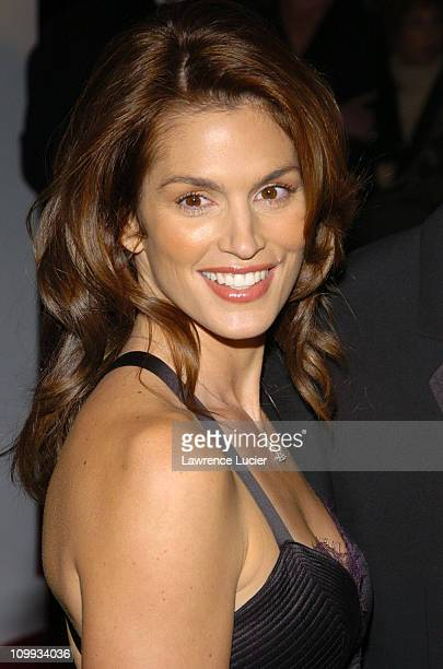 Cindy Crawford during Grand Opening Celebration of Time Warner Center at Time Warner Center in New York City, New York, United States.