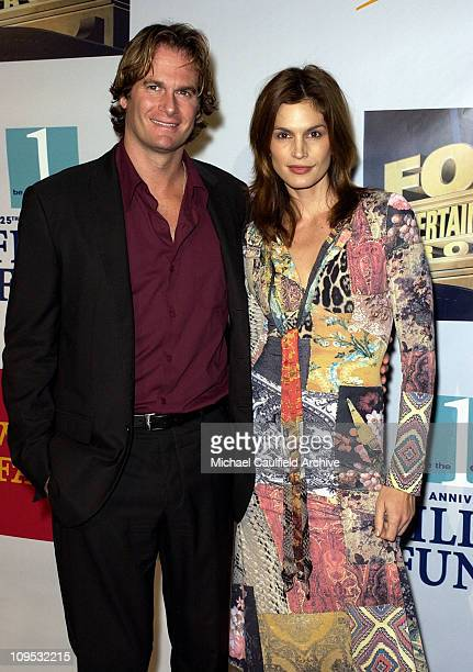 Cindy Crawford husband Rande Gerber during Fulfillment Fund Celebrates 25th Anniversary with Stars 2002 Benefit Gala Honoring Sheri Les Biller and...