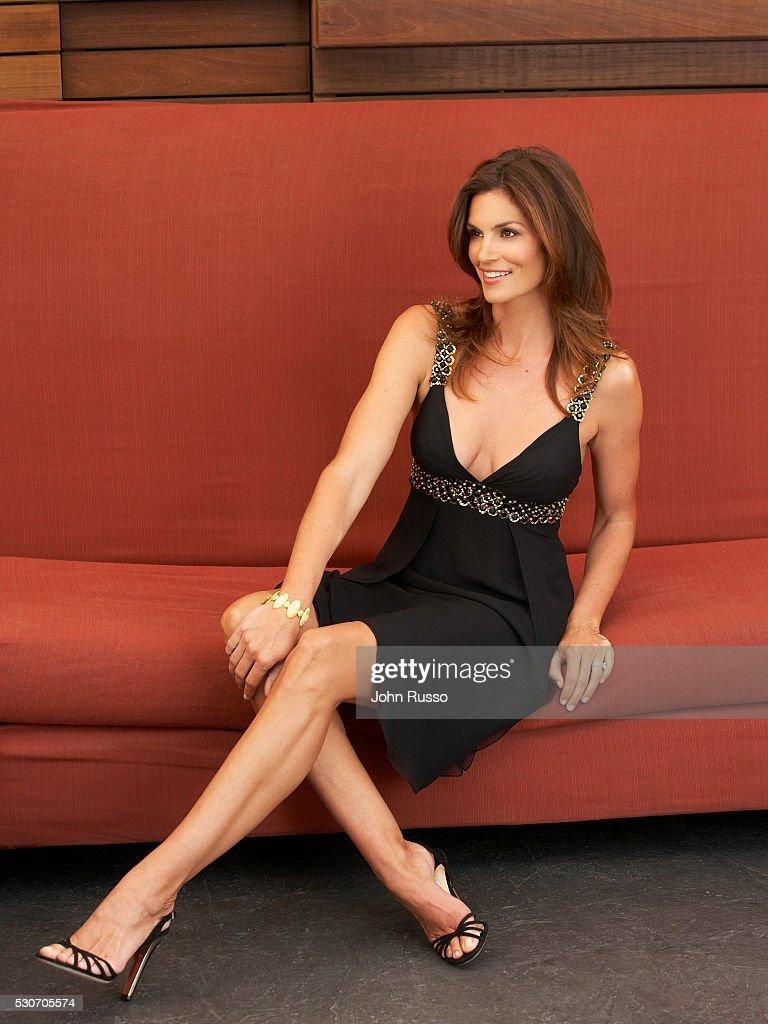 Cindy Crawford, 2008 : News Photo
