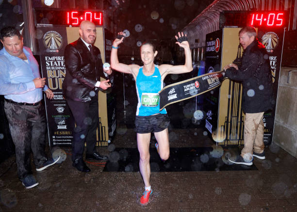 NY: The Empire State Building Run-Up Presented By Turkish Airlines And Powered By The Challenged Athletes Foundation