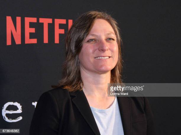 Cindy Holland attends the 'Sense8' New York Premiere at AMC Lincoln Square Theater on April 26 2017 in New York City