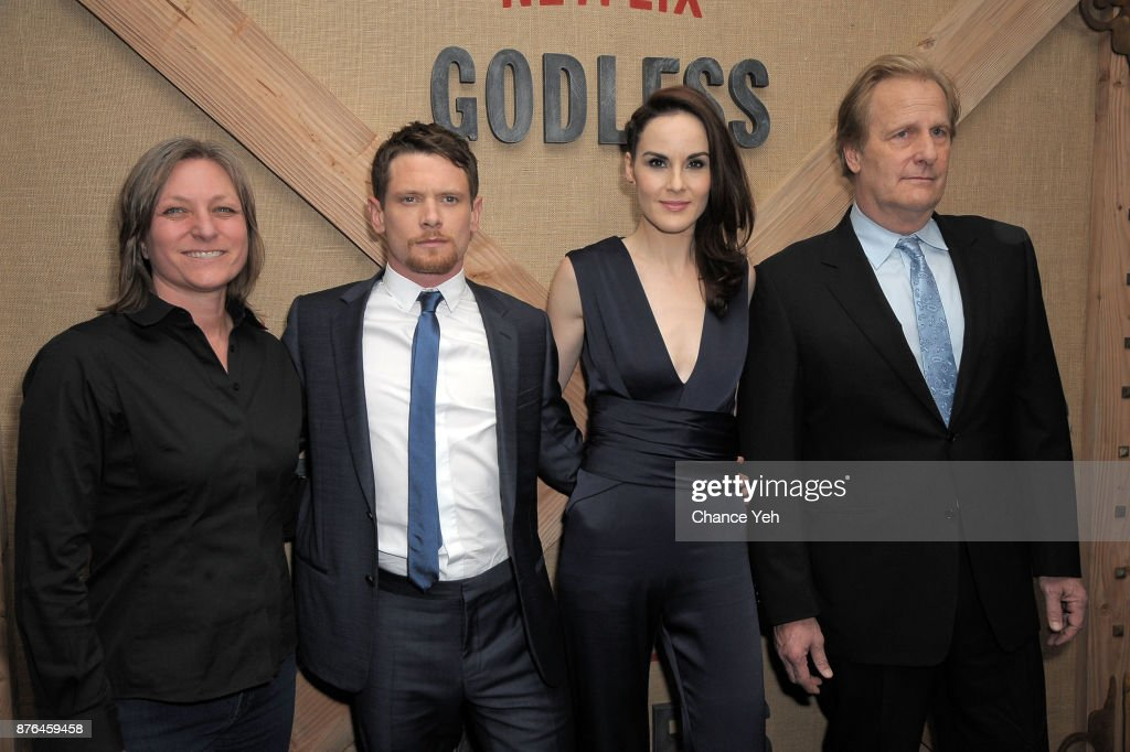 """Godless"" New York Premiere"