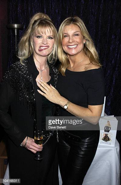 Cindy Jackson And Jilly Johnson Cindy Jackson Known More For Her Body Enhancement Due To Plastic Surgery Showed Every One She Had More String To Her...
