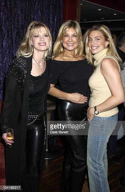 Cindy Jackson Jilly Johnson And Her Daughter Cindy Jackson Known More For Her Body Enhancement Due To Plastic Surgery Showed Every One She Had More...