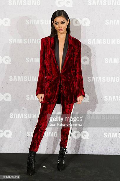 Cindy Kimberly attends 'GQ Men Of The Year Awards 2016' photocall at Palace Hotel on November 3 2016 in Madrid Spain