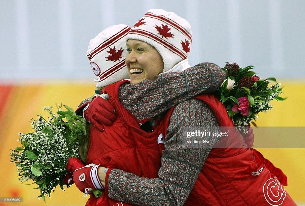 Olympics Day 12 - Speedskating : News Photo