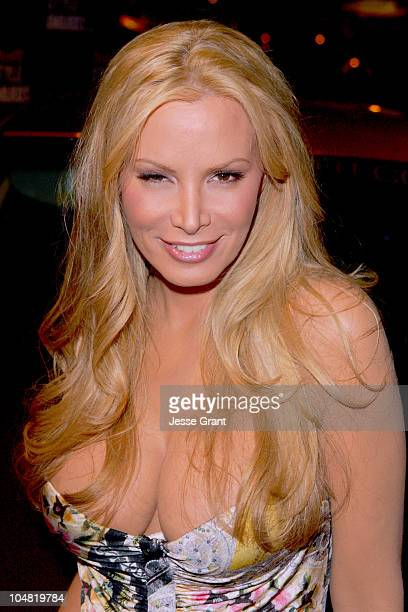Cindy Margolis during 2005 Stuff Style Awards Mercury on the Red Carpet at Hollywood Roosevelt Hotel in Los Angeles California United States