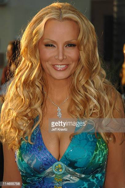 Cindy Margolis during 25th Anniversary Gala for PETA and Humanitarian Awards Red Carpet at Paramount Pictures in Hollywood California United States