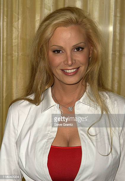 Cindy Margolis during 5th Annual Lullabies Luxuries Luncheon and Fashion Show Benefiting Caring for Children Families With AIDS at Regent Beverly...