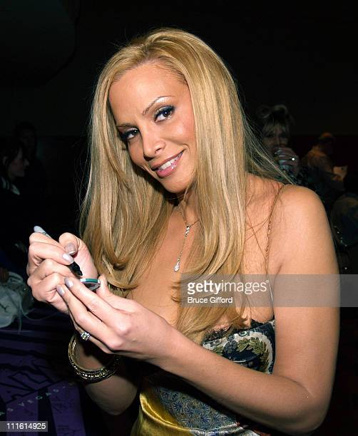 Cindy Margolis during Legends Celebrity Invitational Charity Poker Tournament Inside at The Palms Casino Resort in Las Vegas Nevada United States